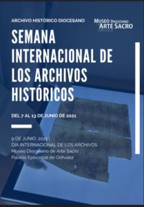 EL MUSEO DE ARTE SACRO CONMEMORA EL DÍA DE LOS ARCHIVOS