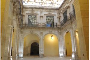 Hoy, 24 de septiembre, a las 20'30 h.: Concierto en el Palacio Episcopal Orihuela