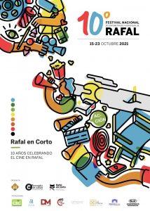 """EXPOSICIÓN X FESTIVAL """"RAFAL EN CORTO"""" HASTA EL 30 DE OCTUBRE"""
